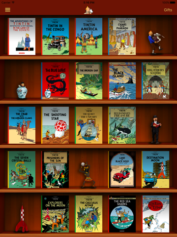 The Adventures of Tintin - náhled