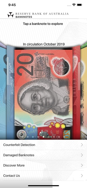 RBA Banknotes on the App Store
