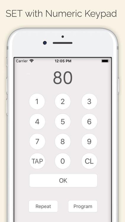 Smart Metronome & Tuner + screenshot-3