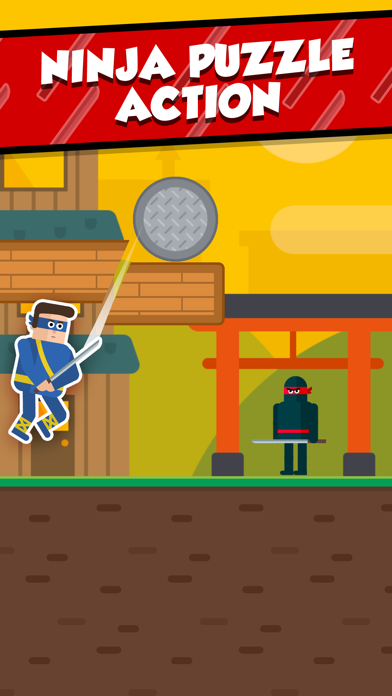 Mr Ninja - Slicey Puzzles på PC