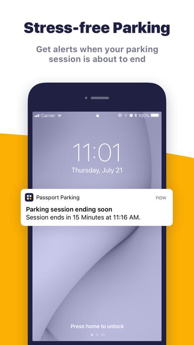 Passport Parking screenshot four