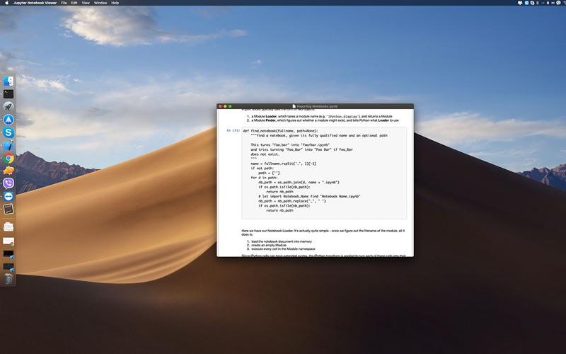 Ipynb Viewer review screenshots