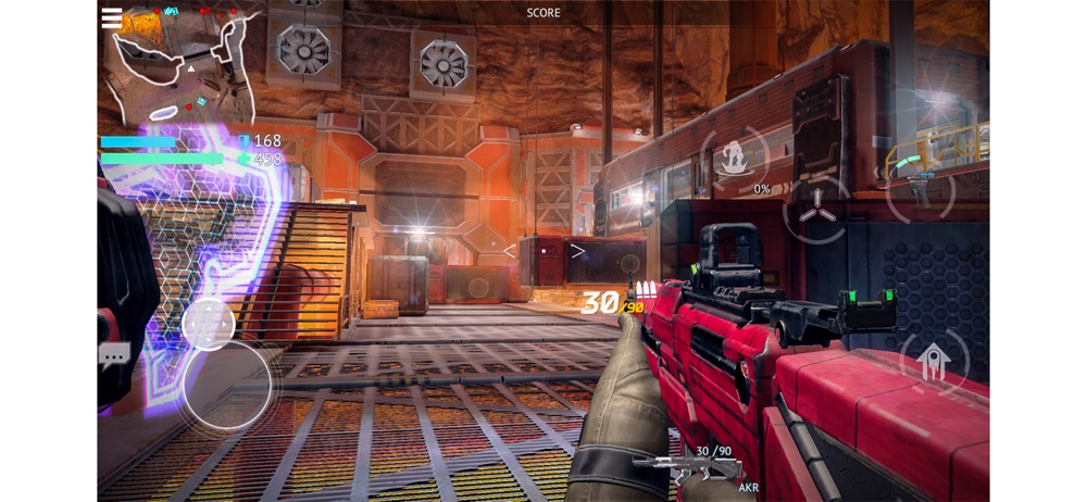 Infinity Ops: Sci-Fi FPS Cheat Codes
