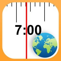 Time Glance — World Clock