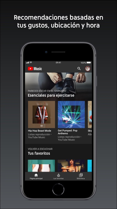 Screenshot for YouTube Music in Dominican Republic App Store