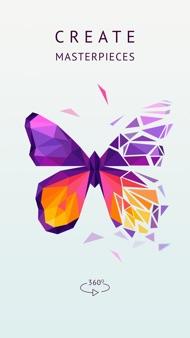 Polysphere - art of puzzle iphone images