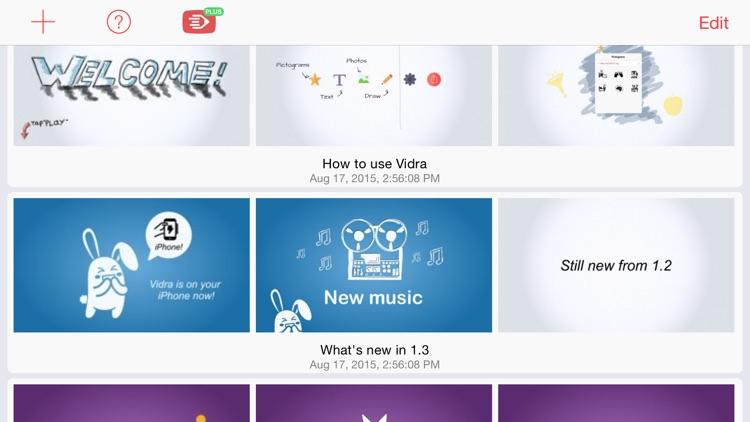 Vidra - Video Presentations screenshot-4