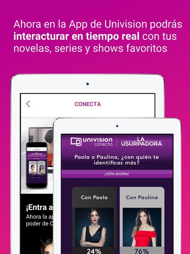 Univision on the App Store