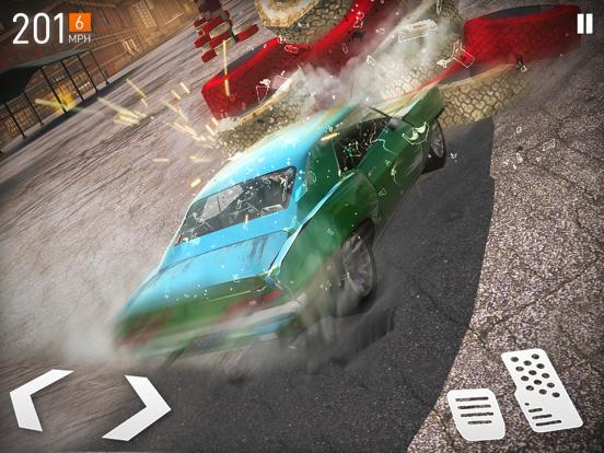 Игра Car Stunt Races: Mega Ramps