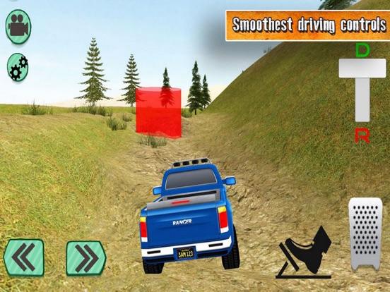 Truck Explore Driving Mountain screenshot 5