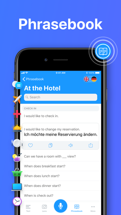 iTranslate Translator app image