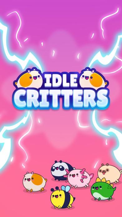 最新スマホゲームのIdleCrittersが配信開始!