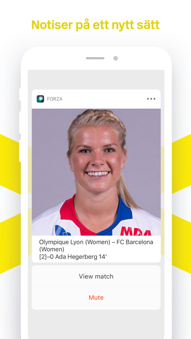 Screenshot for Forza Football in Sweden App Store