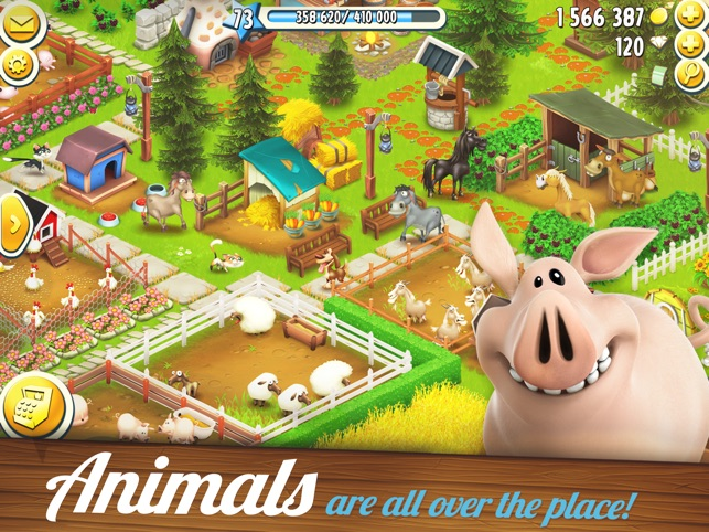 Image result for hay day animals