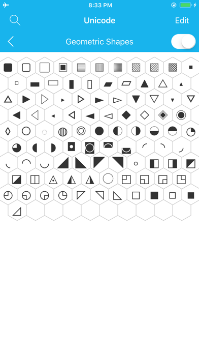 Baixar Unicode Map and Code Table para Android