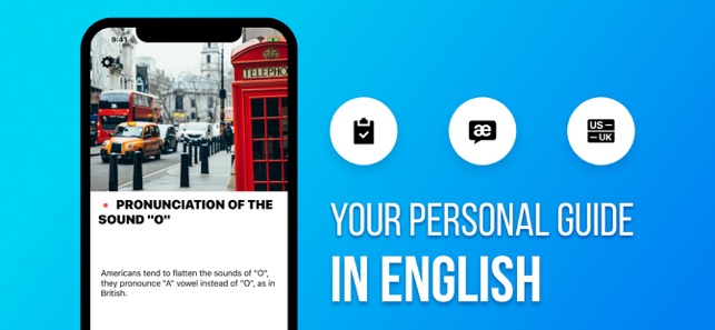 British Accent Learn on the App Store