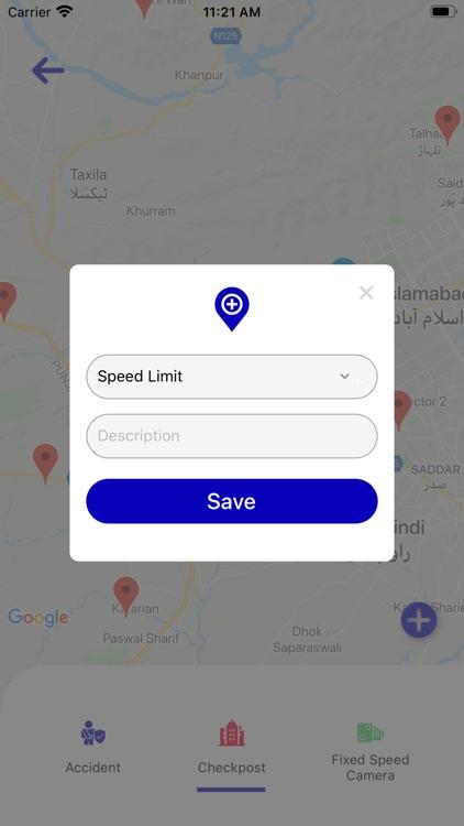 Speed Camera App screenshot-3