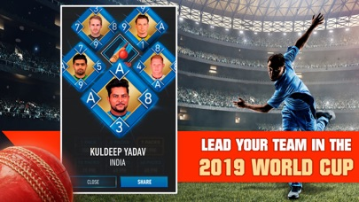 Real Cricket World Cup 2019 screenshot three