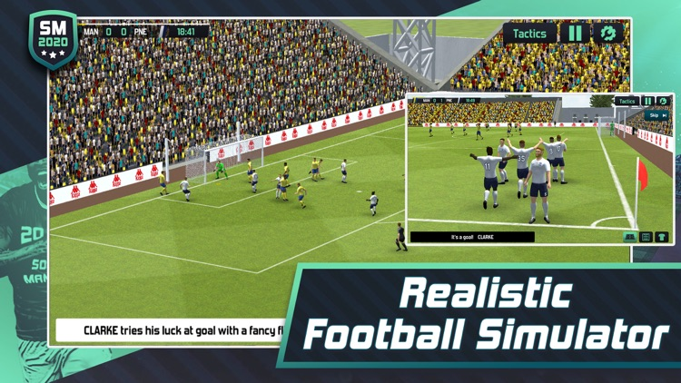 Soccer Manager 2020 screenshot-0