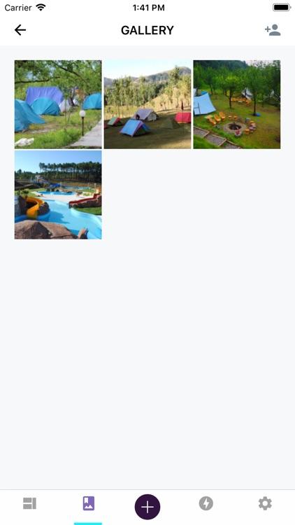 Photo Share App screenshot-5