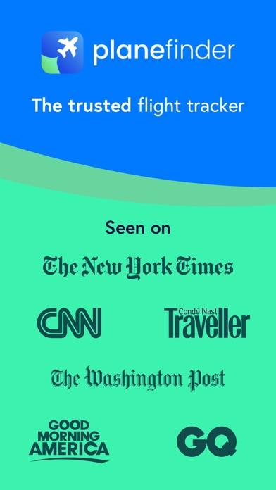 Plane Finder - Flight Tracker Screenshot