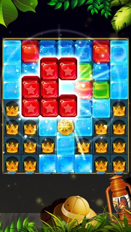 Jewel Blast : Temple screenshot-0
