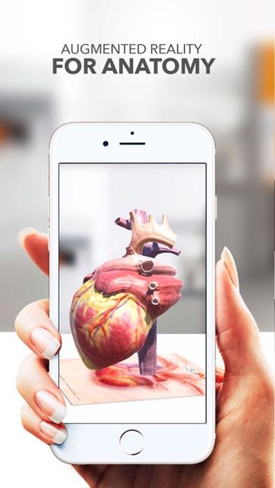 BSI 3D AR Anatomy screenshot two