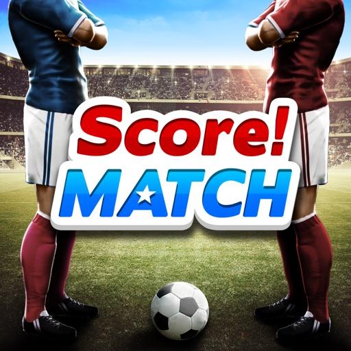 Score! Match - PvP Soccer iOS App