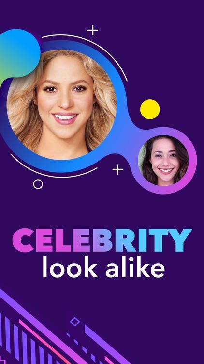 Celebrity Look Alike.