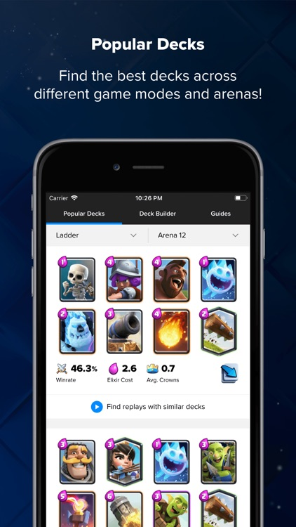 Stats Royale for Clash Royale screenshot-5