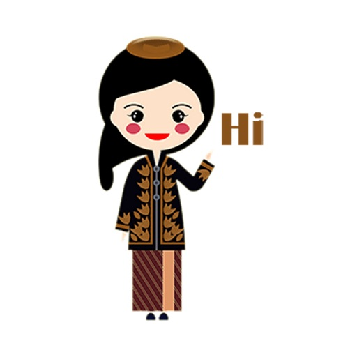 Girl from Indonesia