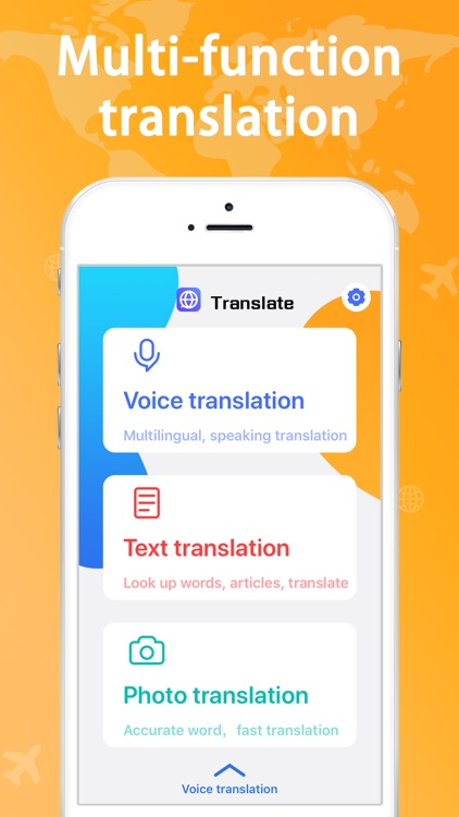 Translator - Translate&Snap screenshot-0