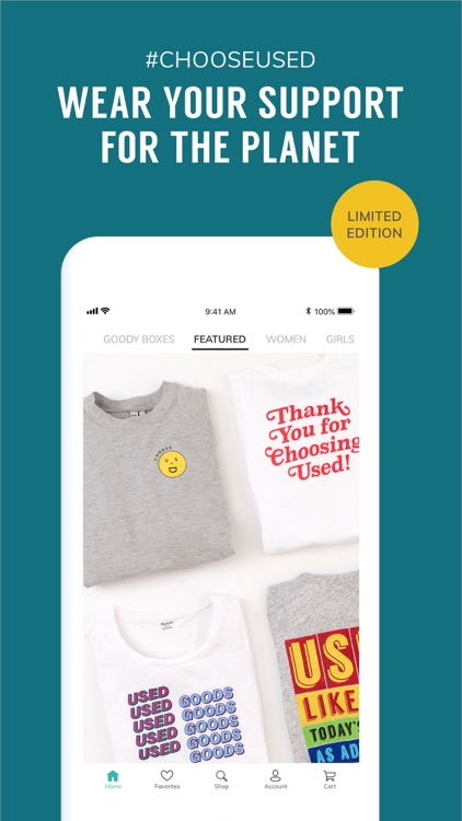 thredUP | Shop Up to 90% Off screenshot-5