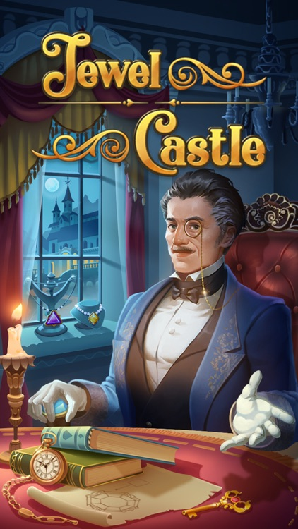 Jewel Castle® - Matching Games screenshot-3