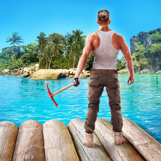 Raft Escape 3D Survival Game iOS App