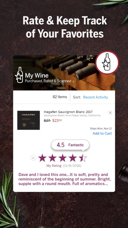 Wine.com screenshot-2