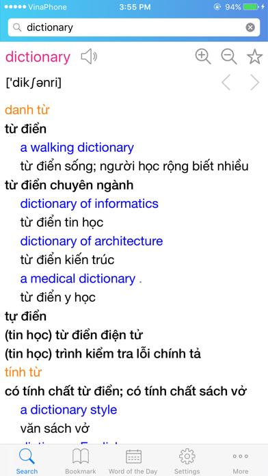 Ultimate Lac Viet Dictionaryのおすすめ画像2