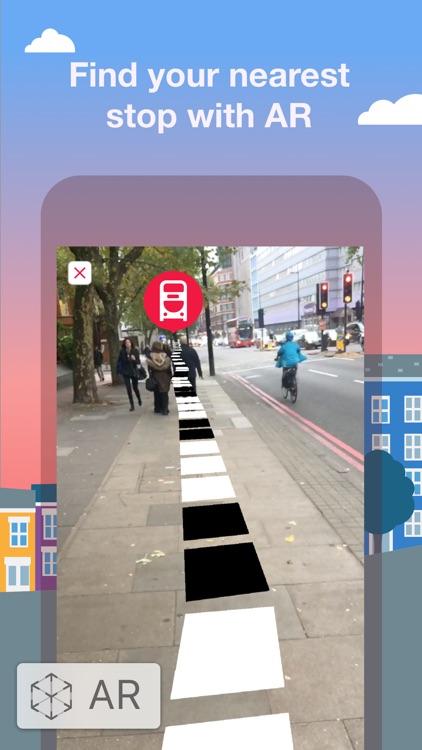 Bus Times London screenshot-4