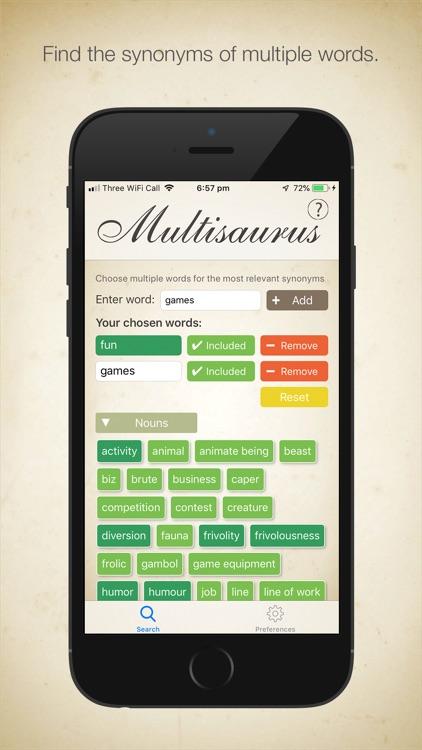 Multisaurus