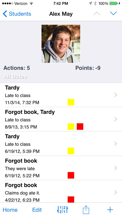 Teacher's Assistant Lite screenshot-0