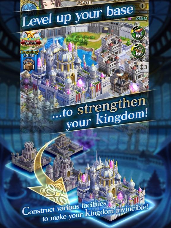 Crystal of Re:union screenshot 5