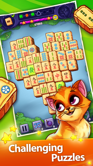 Mahjong Treasure Quest by VIZOR APPS CORP  (iOS, United