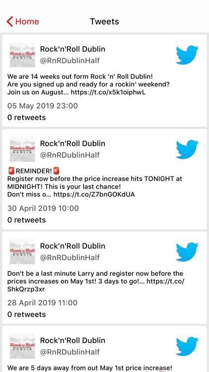 RnR Dublin Half Marathon screenshot-3