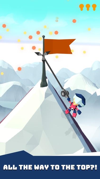 Hang Line: Mountain Climber screenshot-7