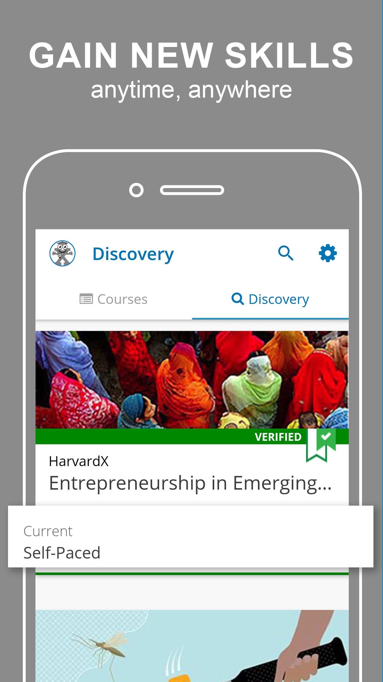 edX: Courses by Harvard & MIT Screenshot