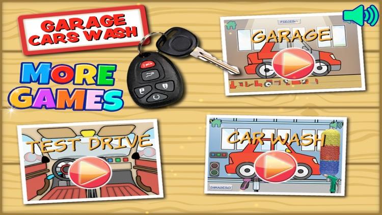 Garage Cars Wash