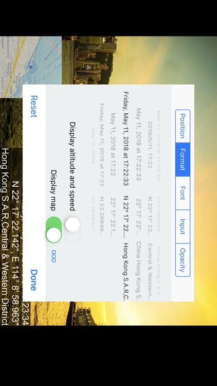 Timestamp Camera Pro screenshot-7