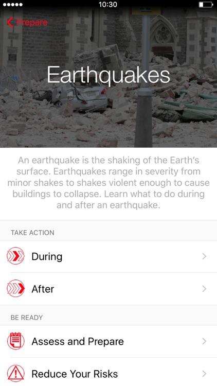 Hazards – Red Cross screenshot-4