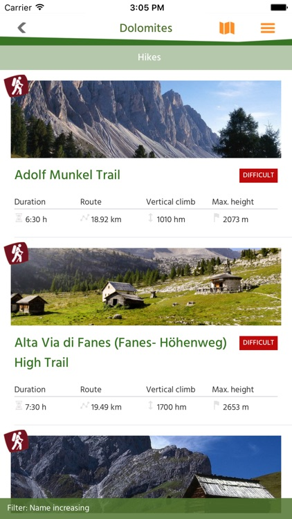 Südtirol Trekking Guide screenshot-4