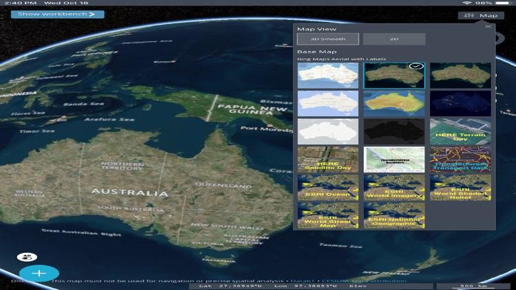 Earth Explorer 3D Map App screenshot-4